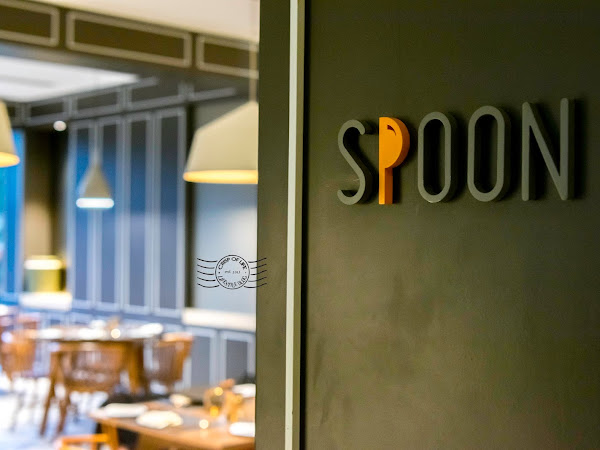 SPOON cafe at G Hotel Kelawai - A French Bistro with Peranakan Touches