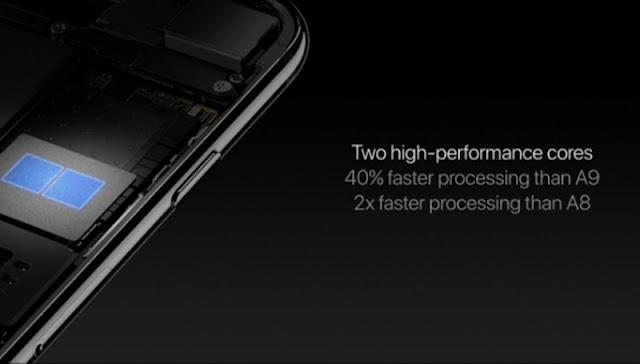 Apple iPhone 7 vs Samsung Galaxy S7 Edge