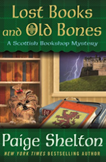 Lost Books and Old Bones cover