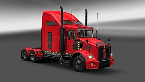 Kenworth T800 version 2.1 Final