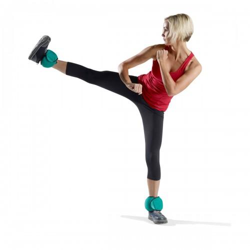 5. Tập với tạ chân giúp kéo dài chân TĂNG CHIỀU CAO DÀI NHẤT