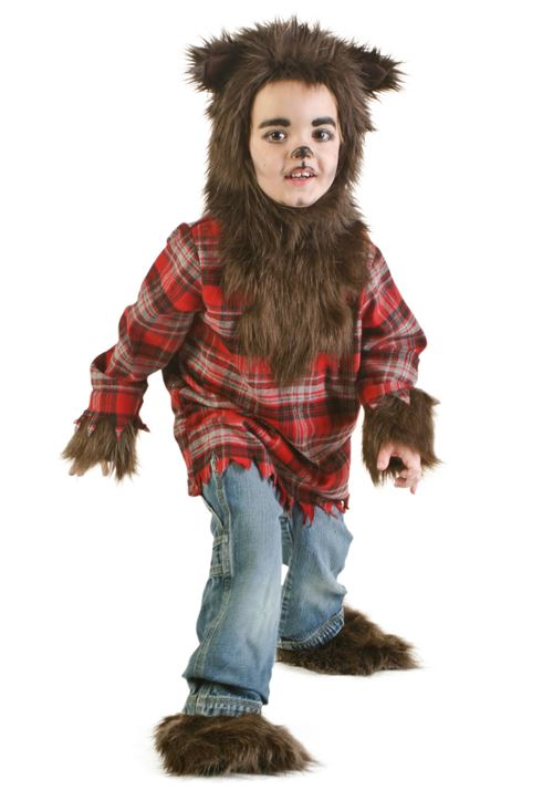 Best Werewolf Halloween Costumes For Boys