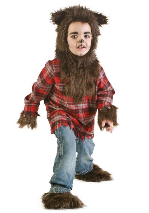 Best Werewolf Halloween Costumes For Boys