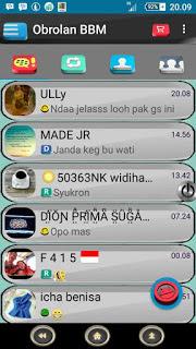 BBM MOD PALG 3D V2.9.0.51 Apk