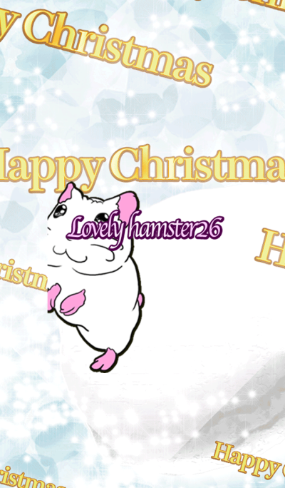 Lovely hamster26