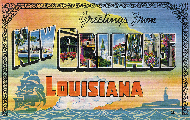 Postcards from New Orleans (I)
