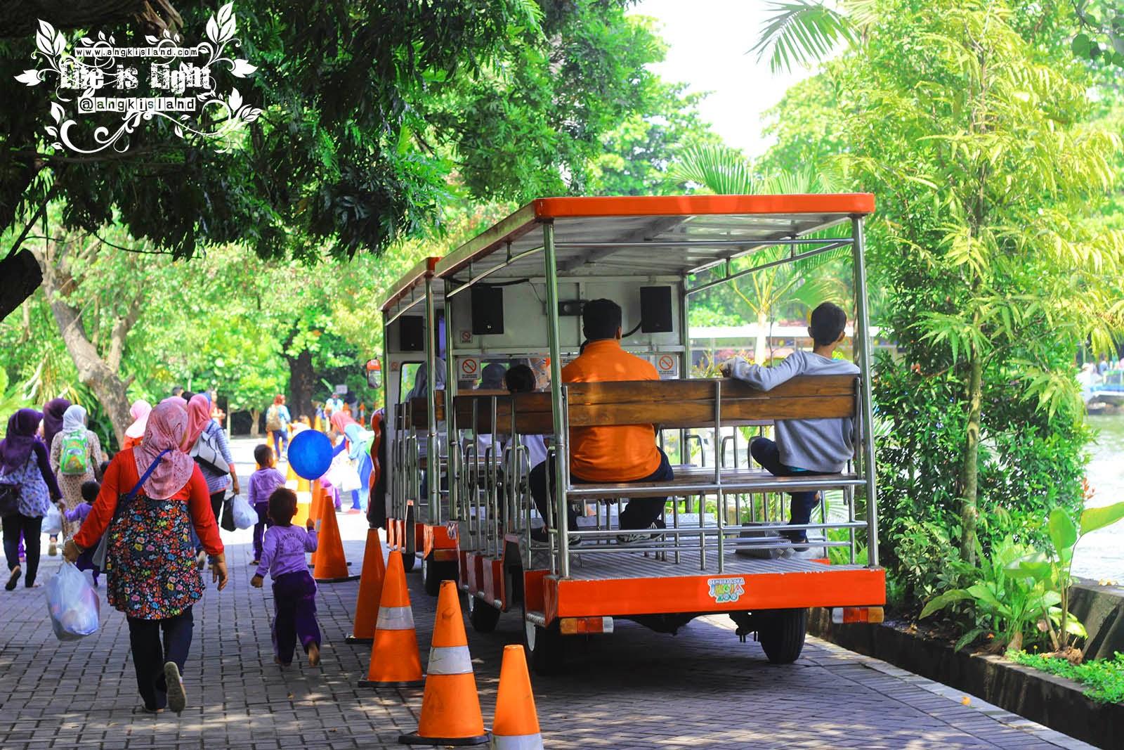 kereta di Gembiraloka