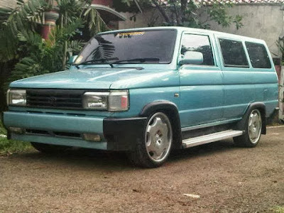 toyota kijang super modifikasi