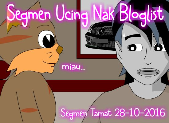 Segmen Ucing Nak Bloglist