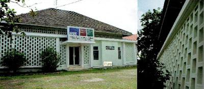 Wisata Sejarah Kota Pekanbaru EKS RUMAH CONTROLEUR BELANDA & RIAU SYU COKAN gedung RRI Pekanbaru