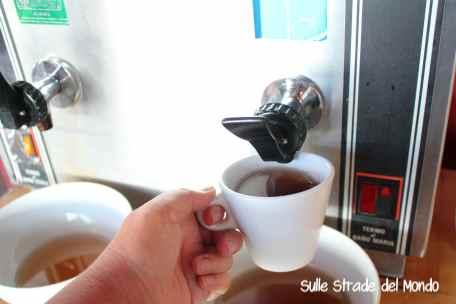 degustazione tè