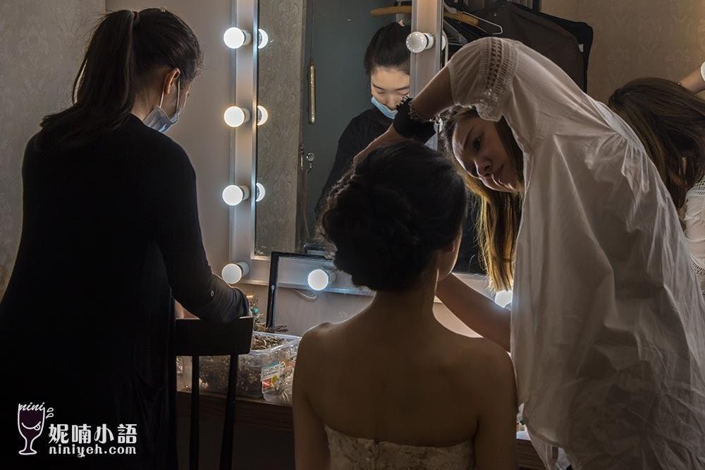【自助婚紗推薦】Tiamo 婚攝小武 X Diosa蕾絲手工婚紗
