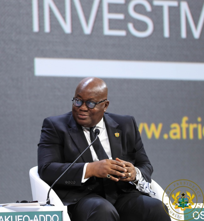 """""""All Corruption Allegations Against My Appointees Investigated"""" – President Akufo-Addo"""