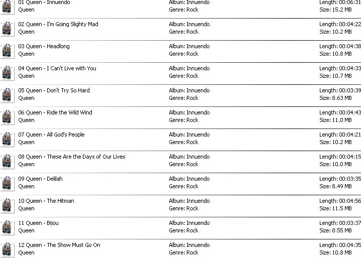 DOWNLOAD FULL ALBUM QUEEN 1973 - 2014 (rar/zip) - Guzry Multimedia