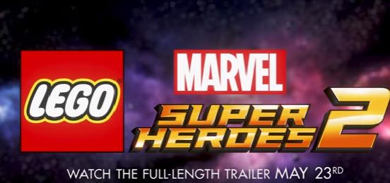 Se anuncia LEGO Marvel Super Heroes 2 para noviembre