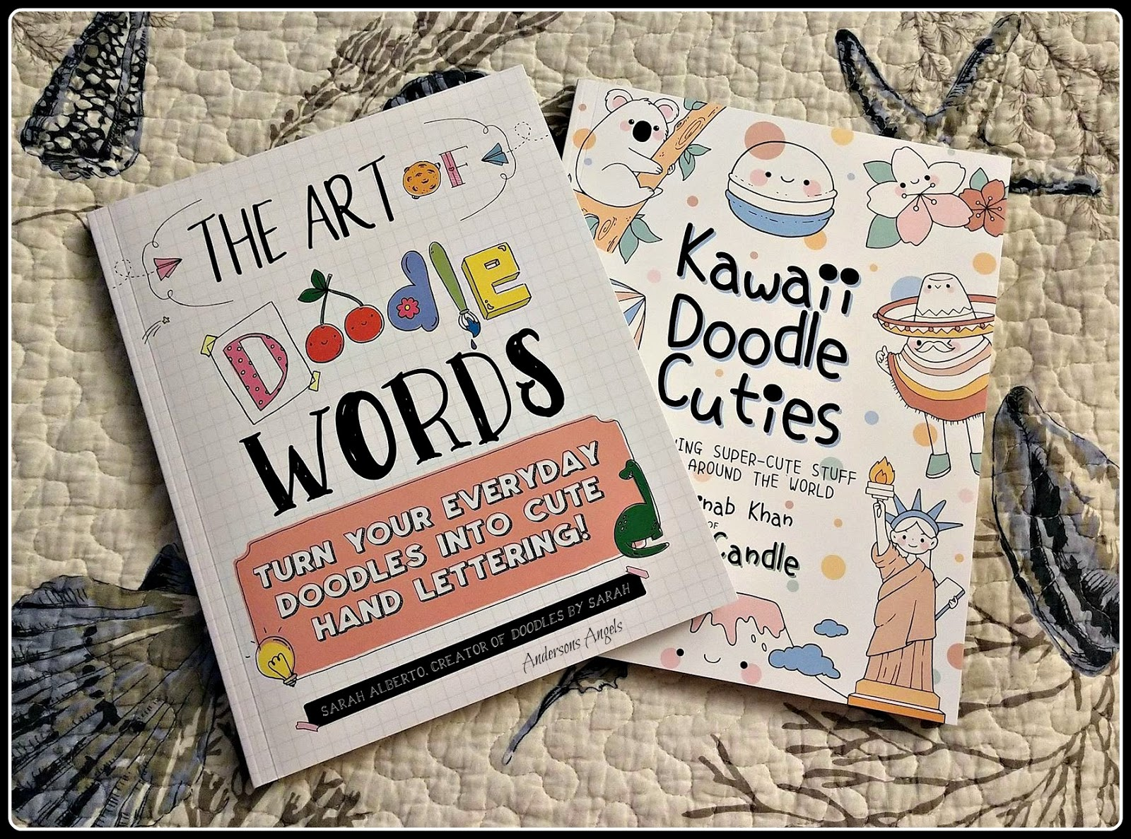 Andersons Angels Gift Guide Quarto Doodling Books For Christmas