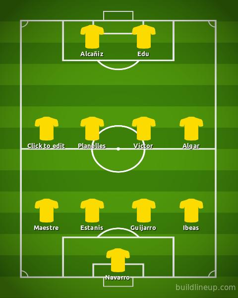 Villarreal%2BBurriana%2B1992 - El gol de penalti indirecto de Alcañiz y Reyes