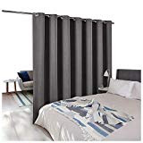 room divider curtain soundproof
