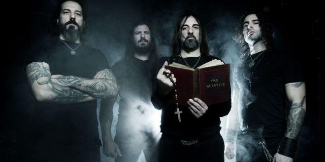 """ROTTING CHRIST: Το """"The Heretics"""" στα Σουηδικά charts"""