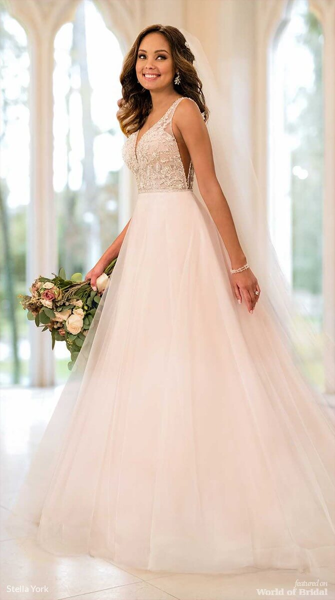 Stella York Fall 2018 Wedding Dresses - World of Bridal