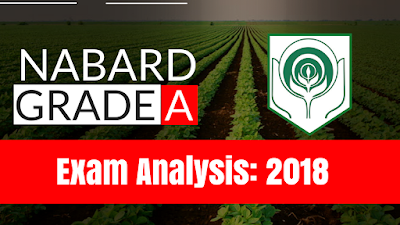 NABARD Grade A Exam Analysis 2018: 19 May (Slot 1)