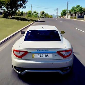 لعبة Maserati GT Racing >> اختبر مهاراتك في السباق وتجاوز السيارات الرياضية الأخرى وحاول أن تكون الأسرع .انت في عالم #شبلول #الطفل  #الذكى