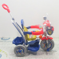 royal ry5088 patroli disco tricycle