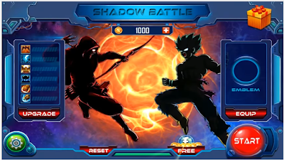 Shadow Battle versi terbaru