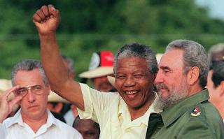ANC Celebrates Fidel Castro's 90th Birthday