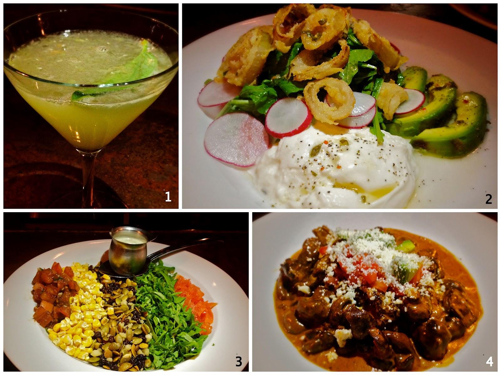 Cowboy Ciao Restaurant Week Menu