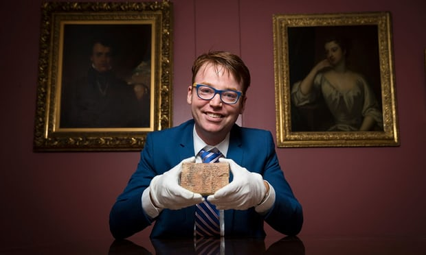 This 3700 Years Old Ancient Babylonian Clay Tablet Is More Accurate Than Anything Today