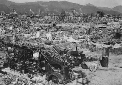 Sejarah Bom Atom di Nagasaki