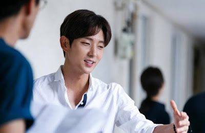 Kurusan, Lee Joong Gi Tetap Tampan Di Lawless Lawyer, Kamu Sudah Nonton?