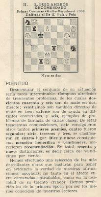 Boletín de Problemas de Ajedrez número 214/216
