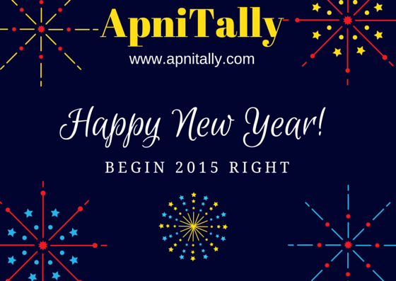 Three things to avoid in New Year New Financial Year in Tally erp 9