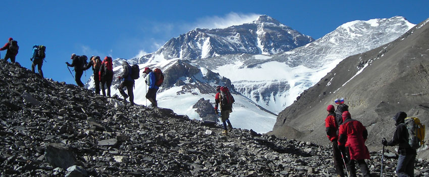 It's very amazing for travelers to join in a everest base camp trek tour group.