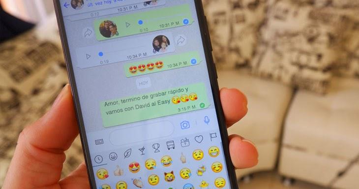 Nuevo Whatsapp Estilo iOS 12 iPhone X en Android 2018