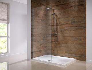 Jual Kaca Shower Penyekat Kamar Mandi Minimalis Banyuwangi