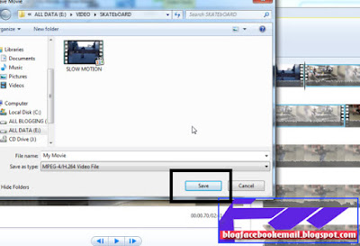 tips membuat video slow motion