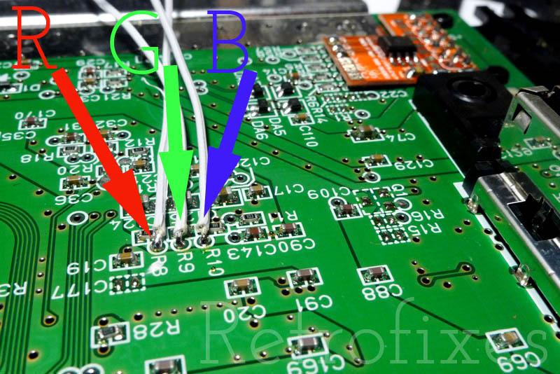 N64 Upgrade RGB Amp Kit Installation Instructions | RetroFi on