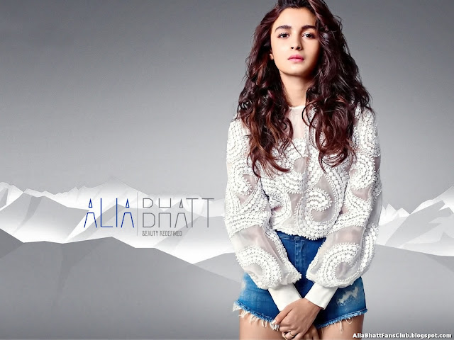 Alia Bhatt Latest Sexy Wallpapers
