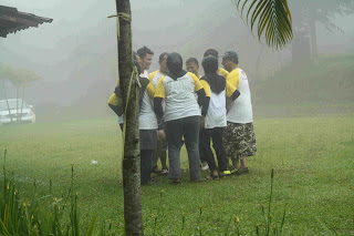 Paket Outbound Puncak