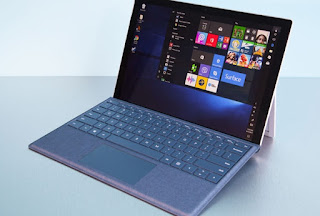 review microsoft surface pro 2in1