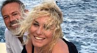 """Antonella Clerici: """"Cambio vita per amore di Vittorio. Alla nostra età non ha senso stare lontani"""""""