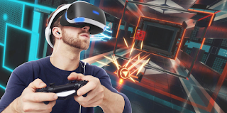 Memilih game terbaik virtual reality 2018