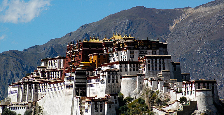 Holy Lhasa city attraction