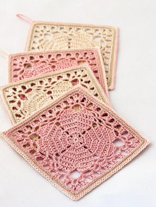 Cute Japanese Baby Crochet Dress Pattern ⋆ Crochet Kingdom | 665x500
