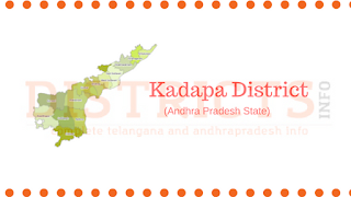 Tourist Places in Kadapa District