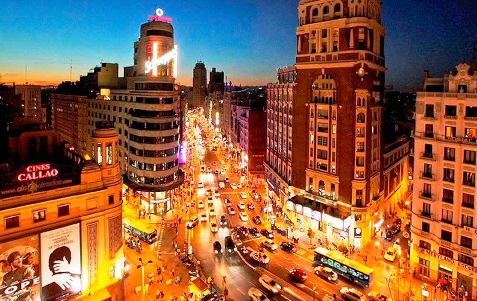 Gran Via Compras Madri