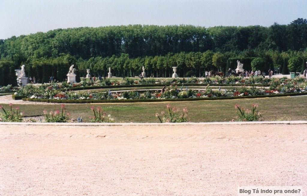 Palácio de Versalhes - França